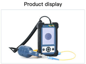Fiber Optic Microscope Kip 500v Fiber Video Inspection Probe And Display 400x