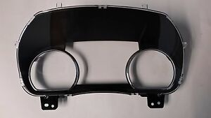 Used 2014 2017 Gmc Denali Premier Gauge Cluster Complete Lens Assembly Cover