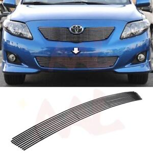Aal For 2011 2012 2013 Toyota Corolla Bumper Billet Grille Insert