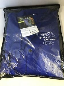 Welding Jacket Black Stallion Hybrid medium
