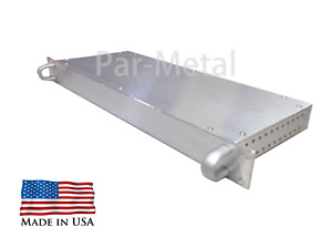 1u All Aluminum Par Metal Rackmount Chassis Enclosure 12 19072n