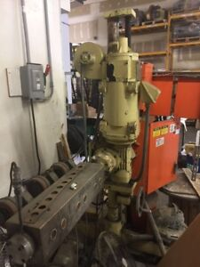 Extruder Killion 1 25inch Single Screw