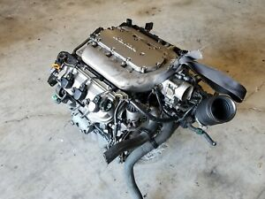 Jdm Honda Accord 2003 2004 2005 2006 2007 3 0l J30a V6 Vtec Engine