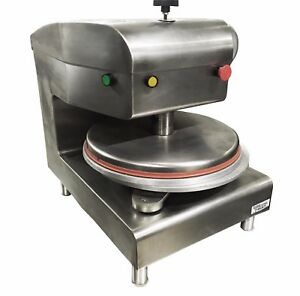 Make 200 Pizza Doughs Per Hour High Quality Used Pizza Dough Press