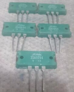 5 New Toshiba 2sa1094 Pnp Si Audio Power Amplifier Ships From Usa