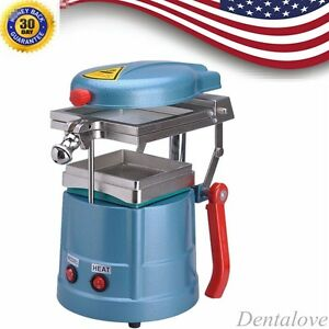 600w Vacuum Former Forming Molding Machine Heating Thermoforming Dental Lab