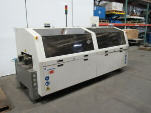 2006 Vitronics soltec 6622c Lead Free Ready Wave Solder Machine