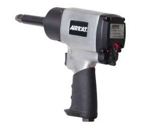 Aircat 1 2 Inch Drive Impact Wrench Extended Anvil Air Compressor Pneumatic Tool