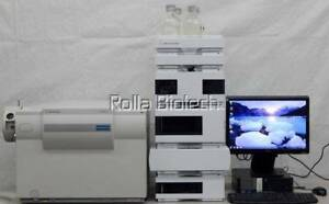 Agilent 1200 Lc Dad G1956b Lc ms System With Chemstation B 04 03 Win 7 E2m30 Pu