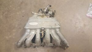 87 96 Ford F150 250 350 E150 Ford Truck 4 9 Upper Intake Manifold Assembly 6 300