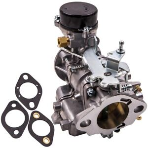 Carburetor For Ford Yf Type Carter 240 250 300 6 Cylinder D5tz9510ag 1975 1982