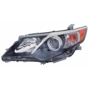 To2502212 Fits 2012 2013 2014 Toyota Camry Se Sport Driver Side Headlight Nsf