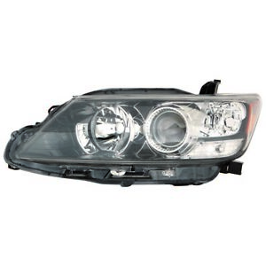 Sc2518107 Fits 2011 2012 2013 Scion Tc Driver Side Headlight Capa