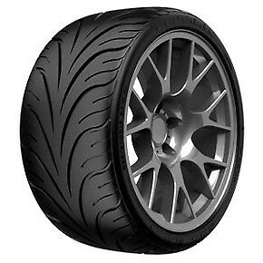 Federal 595 Rs R 205 50r16 87w Bsw 4 Tires