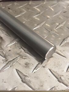 3 4 304 Stainless Steel Round Bar X 12 Long
