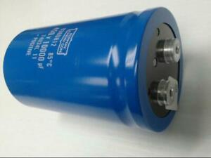 Nippon Chemi con 450v 10000uf Screw Terminal Aluminum Electrolytic Capacitor New