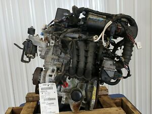 2014 Mitsubishi Mirage 1 2 Engine Motor Assembly 48 952 Miles No Core Charge
