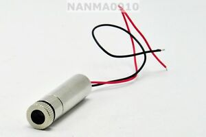 Focusable 515nm 520nm 50mw Grass Green Dot Ray Laser Diode Module 3v 4v