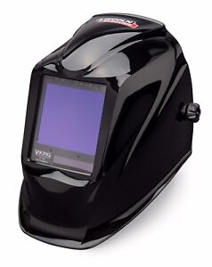 Lincoln Electric Viking 3350 Black Auto darkening Welding Helmet K3034 3