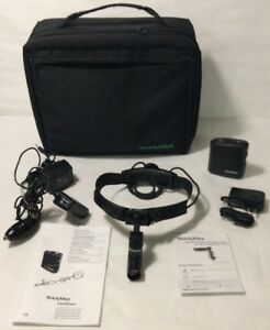 Welch Allyn Minor Procedure Headlight Lumiview W direct Power And Case