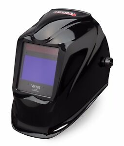Lincoln Electric Viking 2450 Black Auto Darkening Welding Helmet K3028 3