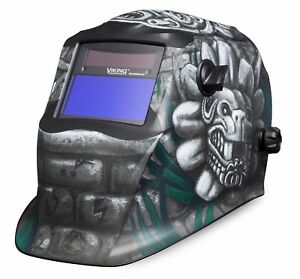 Lincoln Electric Viking 1840 Aztec Auto Darkening Welding Helmet K4175 3