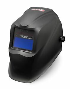 Lincoln Electric Viking 1740 Matte Black Auto Darkening Welding Helmet K3282 2