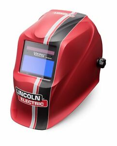 Lincoln Electric Viking 1740 Recode Auto Darkening Welding Helmet K3495 2