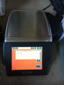 As Is Hobart Hlxwm 2 30lb Commercial Deli Scale With Printer Windows Xp