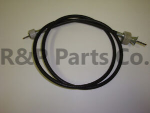 70256526 New Tachometer Cable For Allis Chalmers D21 170 175 190 190xt 210 220
