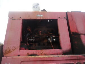 John Deere 6068 Diesel Engine Hydraulic Pump Power Unit 6068tf Turbo