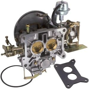 2 Barrel Carburetor Carb 2100 Fit Ford 289 302 351 Cu Jeep 360 1964 1965 1978