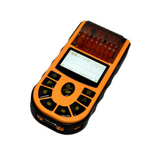 Portable Hand held Single Channel Ecg Ekg Machine Lcd With Free Software