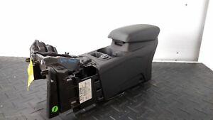 2012 Ford Focus Front Center Floor Console Armrest Black Trim Code Fw