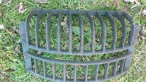Antique Fireplace Grate For Surrond