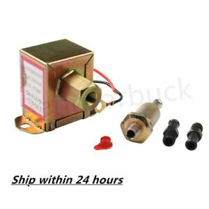 12v 2 5 4psi Universal Electric Fuel Pump For Facet Petrol Diesel Low Pressure