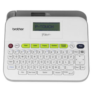 Brother P touch Pt d400 Label Maker