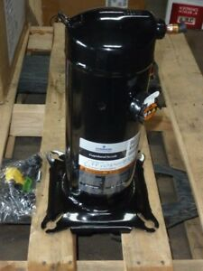 New Copeland Zp25k6e pfv 830 Scroll Compressor single Phase 208 230 V 60 Hz