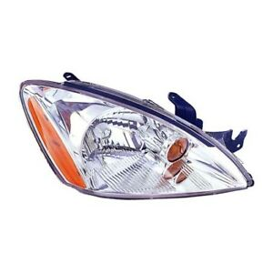 Mi2503136 Fits 2004 2007 Mitsubishi Lancer Passenger Side Headlight