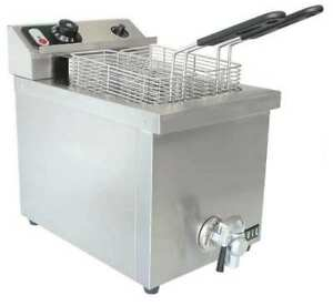 Electric Counter Top Fryer 11 1 2 X 21