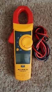 Fluke 334 excellent Clamp Meter