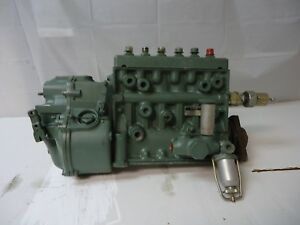 Scania Base Mount Diesel Injection Fuel P Pump 0401846136
