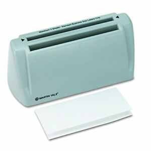 Martin Yale Desktop Letter Folder Hand fed Machine Folds 1 To 3 Sheets In Seco
