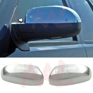 Aal 2007 2013 Chevy Silverado 1500 2500 3500 Chrome Mirror Cover Cap Replacement