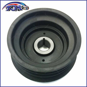 Brand New Harmonic Balancer Crankshaft Pulley For Nissan Frontier Xterra V6 3 3l