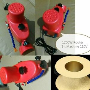 Router Bit Machine 3 4 1 1 4 1 1 2 Full Bullnose Bit Granite Marble Glass