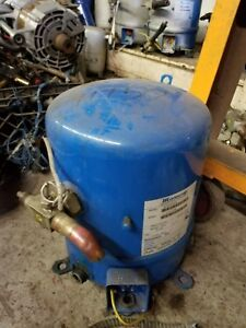 Used Dry Cleaning Refrigeration Compressors Pumps valves coolers Ext