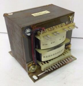 Gate Driver Transformer From Reliance Maxitron Converter 254 37 00 b 1022 E2