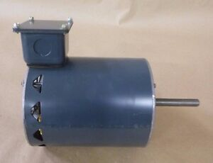 A o Smith F48sp6v4 Electric Motor 1 3hp 1125 Rpm Single Phase 208 230v