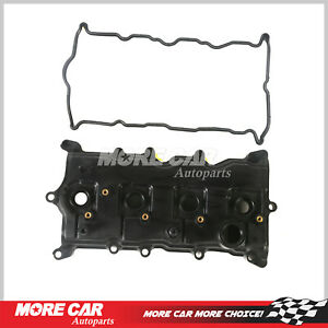 Engine Valve Cover Fits 2007 2013 Nissan Altima Sentra Se r 2 5l Qr25de New